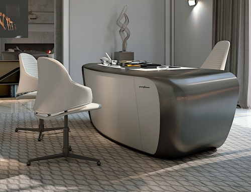 Le bureau par Oscar-Home : un second foyer ?