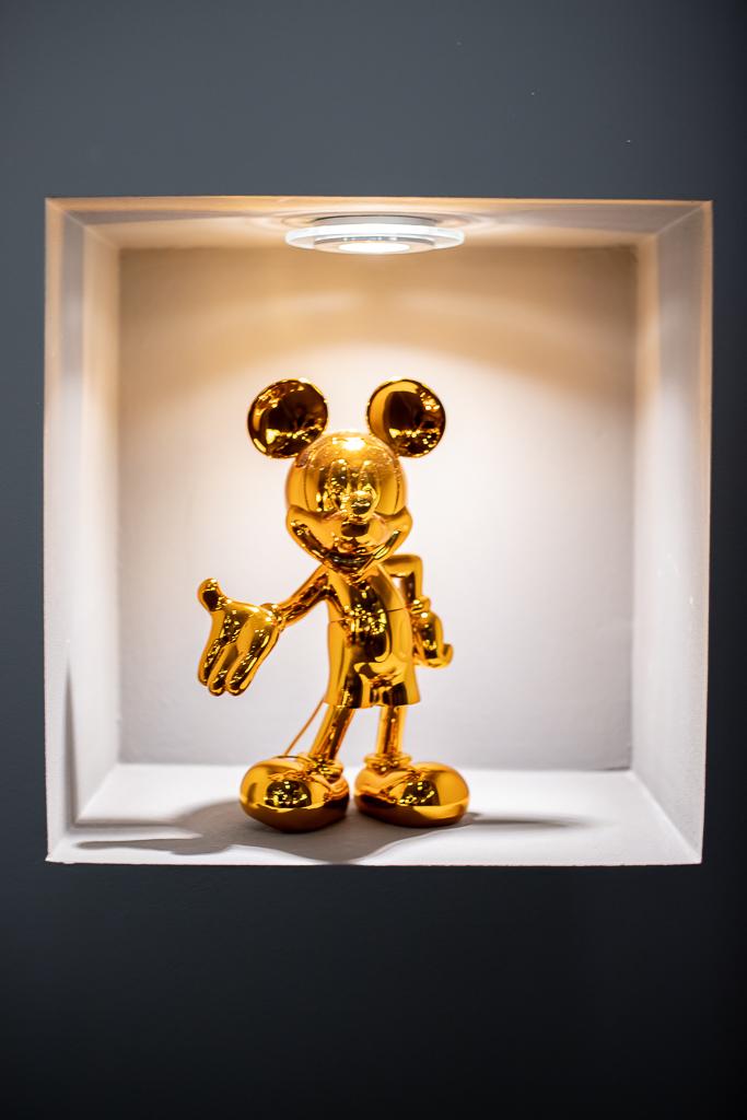 Statuette Mickey par Leblon Delienne