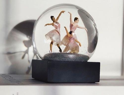 Cool Snow Globe: capsule de magie