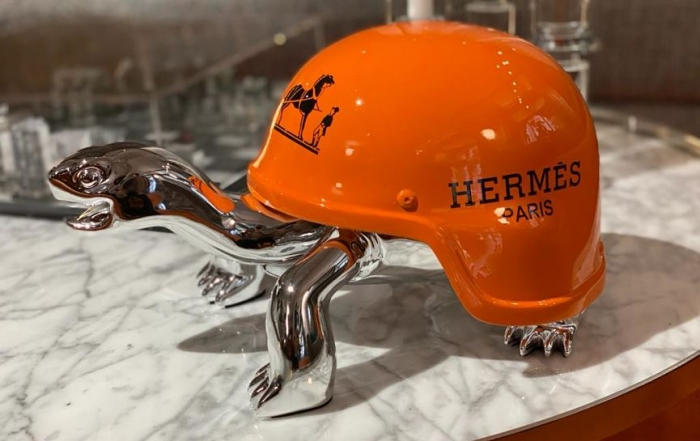 Tortue Hermès