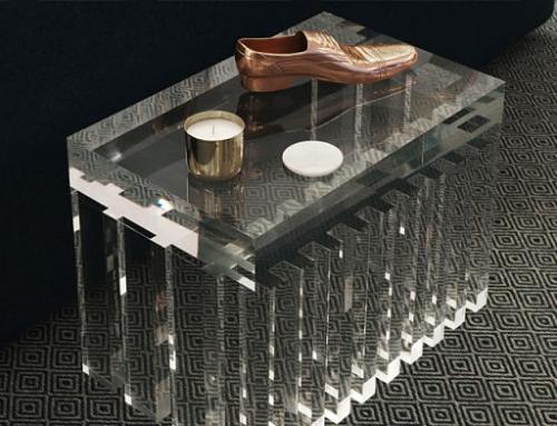 Luxis : transparence design et ébénisterie contemporaine