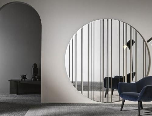 Miroir : un élément clé dans l'esthétique Oscar-Home