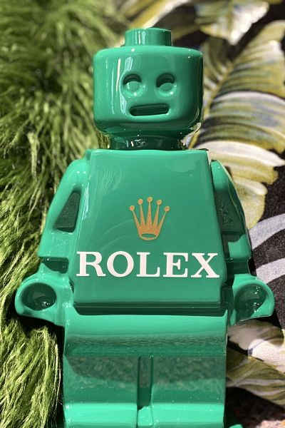 statuette alterego rolex