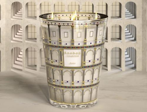 Bougies d'ambiance : Baobab initie une collection aux parfums de la Renaissance italienne